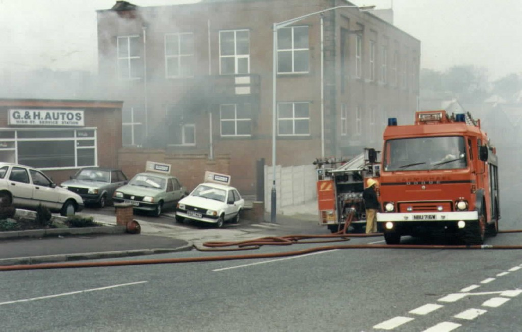 G&H Autos Walshaw Rd May c1987