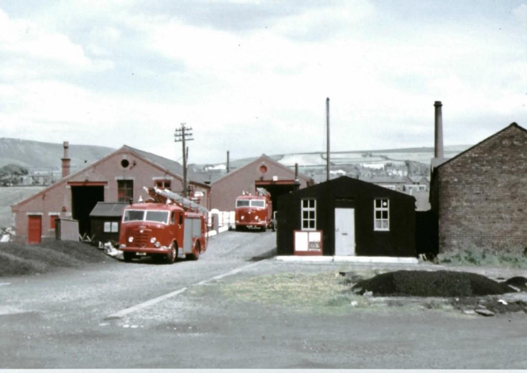Old Station c1963
